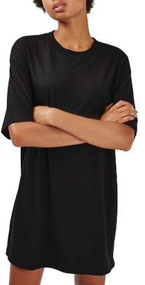 Petite Women's Topshop Boyfriend Tee Tunic $26 thestylecure.com
