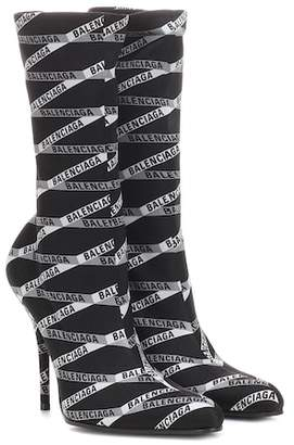 Balenciaga Stretch jersey sock boots
