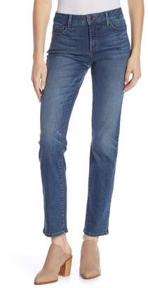 NYDJ Sheri Slim Fit Straight Leg Jeans