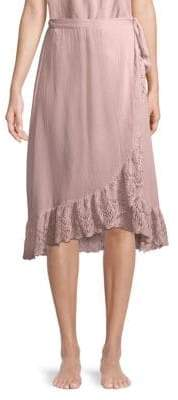 Eberjey Swim Roxanna End of Summer Wrap Skirt