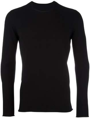 Label Under Construction crew neck jumper