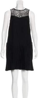 Rag & Bone Sleeveless Silk Dress