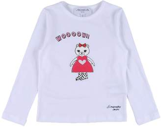 Simonetta Mini T-shirts - Item 37904115CI