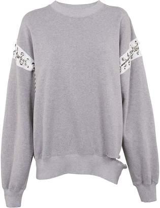 Aries Deconstructed Sweatshirt