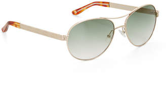 BCBGMAXAZRIA Influence Sunglasses