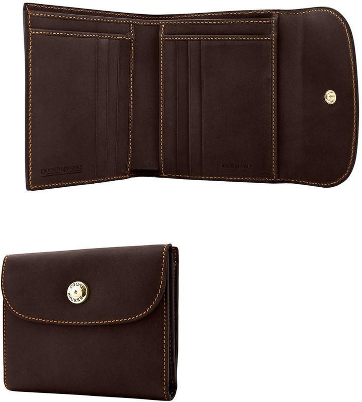 Dooney & Bourke Alto Credit Card Zip Wallet