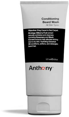Anthony Logistics For Men Conditioning Beard Wash New