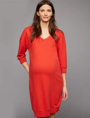 Relaxed Fit Maternity Dress
