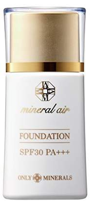 Only Minerals (オンリー ミネラル) - オンリーミネラル ミネラルエアー ファンデーション ライトオークル レフィル 28ml