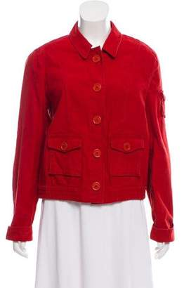 Marc by Marc Jacobs Textured Button-Up Jacket