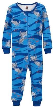 Tea Collection Loggerhead Baby Turtle Pajamas (Baby & Toddler Boys)