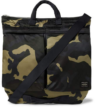 1f79567ba1 Co Porter-Yoshida   Counter Shade Camouflage-Print Nylon Tote Bag