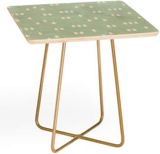 Deny Designs Little Arrow Design Evergreen Side Table