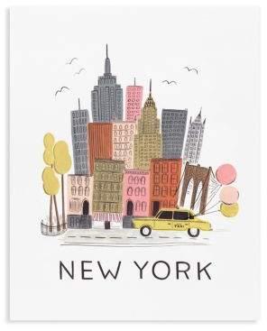Rifle Paper Co. NYC Art Print