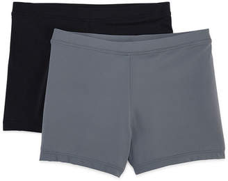 Maidenform 2-pk. Playground Pals Boyshorts - Girls