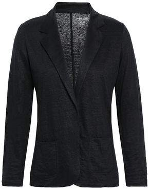 Majestic Filatures Stretch-linen Blazer