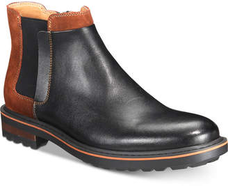 Bar III Men's Watson Two-Tone Chelsea Boots, Created for Macy's Men's Shoes