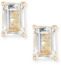 Suzanne Kalan KALAN by 14k Gold Emerald-Cut Stud Earrings