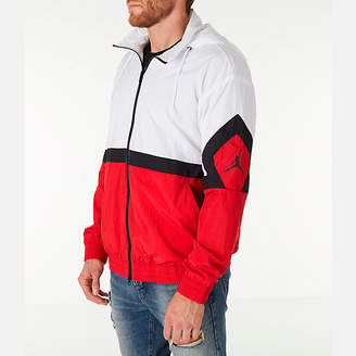 Nike Men's Jordan Sportswear Diamond Windrunner Jacket
