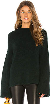 Milly Cloud Volume Sleeve Sweater