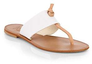 1635f1f1cee Joie Women s Nice Two-Tone Leather Sandals