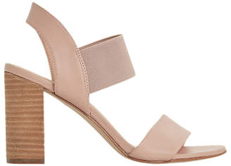 Dune Jumper Block Heel Sandals