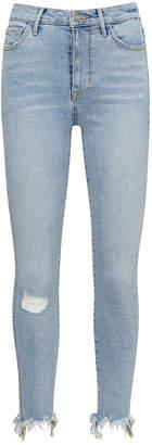 Sam Edelman Stiletto High Rise Skinny Ankle Jean