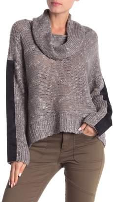 Kersh & Press Knit Turtleneck Sweater