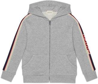 Gucci Children's sweatshirt with stripe