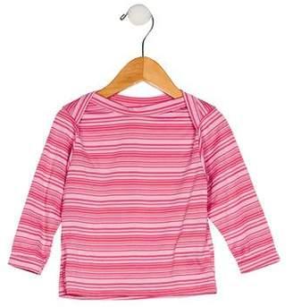 Patagonia Girls' Stripe Long Sleeve Top