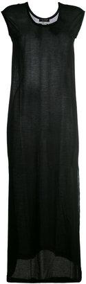 Twin-Set T-shirt maxi dress $138.40 thestylecure.com