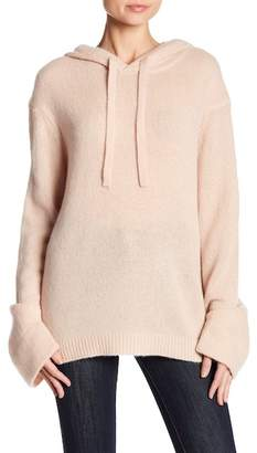 360 Cashmere Arionna Hooded Cashmere Sweater