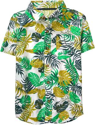 Crazy 8 Crazy8 Tropical Shirt