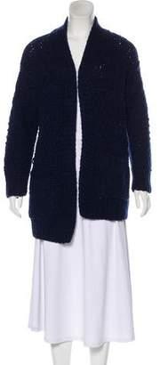 Iris von Arnim Cashmere Cable Knit Cardigan