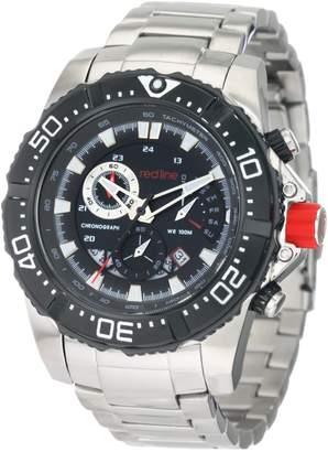 Redline red line Men's RL-90008-BB-11 Chronograph Stainless Steel Watch