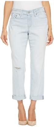 NYDJ Petite Petite Boyfriend in Palm Desert Women's Jeans