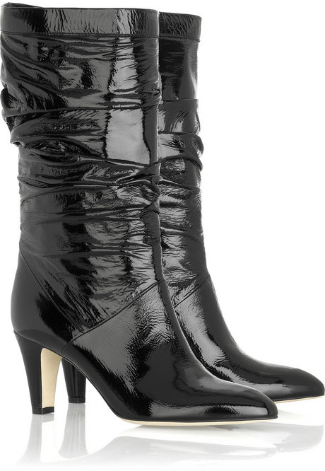 Brian Atwood Ryder patent boots