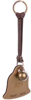 Chloé Bell Charm Keychain