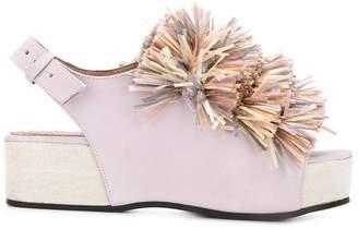 Mini Market Minimarket 'Plateau' sandals