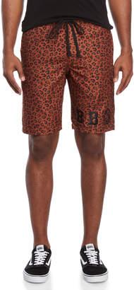 Billionaire Boys Club Dunes Cheetah Print Shorts