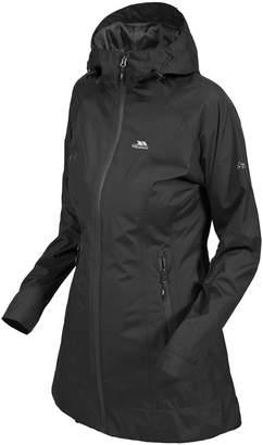 Trespass Womens/Ladies Gracious Waterproof Jacket (XS)