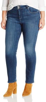 Lucky Brand Women's Plus Size Emma Straight