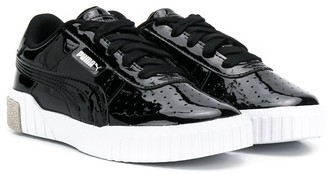 Puma Kids lace up sneakers