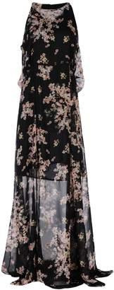 Black Coral Long dresses