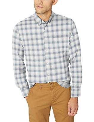 Billy Reid Men's Standard Fit Button Down Tuscumbia Shirt