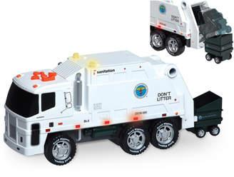 New York Motorized Sanitation Truck