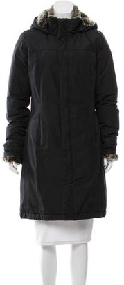 Woolrich Fur-Trimmed Down Parka $395 thestylecure.com