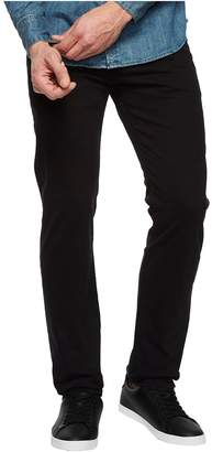 AG Adriano Goldschmied Tellis Modern Slim Leg Denim in Super Black Men's Jeans