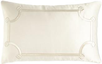 "Vendome Aoyama Lili Alessandra Oblong Pillow, 14"" x 22"""
