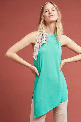 Bordeaux Hansley Tunic Tank